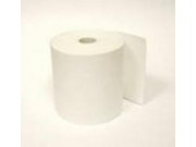 57mm x 57mm Single Ply Grade A Paper Rolls (Box of 40)